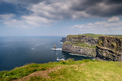 Cliffs of Moher (Liviu Paltanea) Tags: cliffs moher ireland landscape nature sea coast fuji nd polarizer filter 14mm outside countryside europa