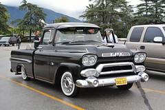 Bomb Club SoCal Cinco de Mayo Car Show 2017 (USautos98) Tags: 1959 chevrolet chevy pickuptruck lowrider