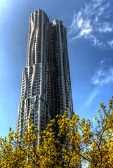 Torsion (Tryppyhead) Tags: nyc 2017 spring architecture buildings usa skyscraper hdr nikond7200 photomatixpro4 paintshoppro