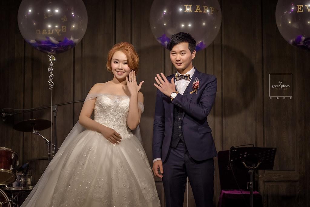 [婚攝] 宥愷&佳萱 婚禮記錄@君品酒店
