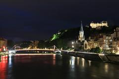 Lyon (jacqueschoeffel) Tags: canon eos 70d efsis18135mmf3556 longexposure expositionlongue night nuit lumière light lyon