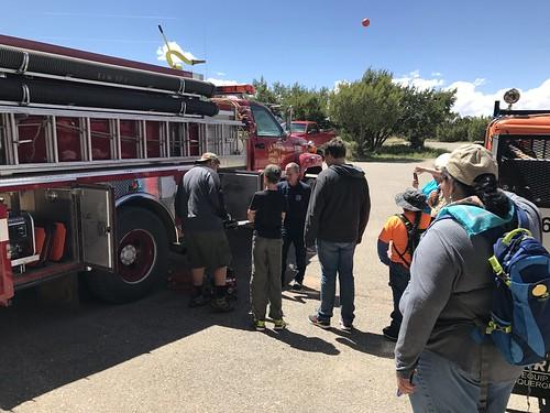 La Madera Boy Scout Visit 05-13-2017