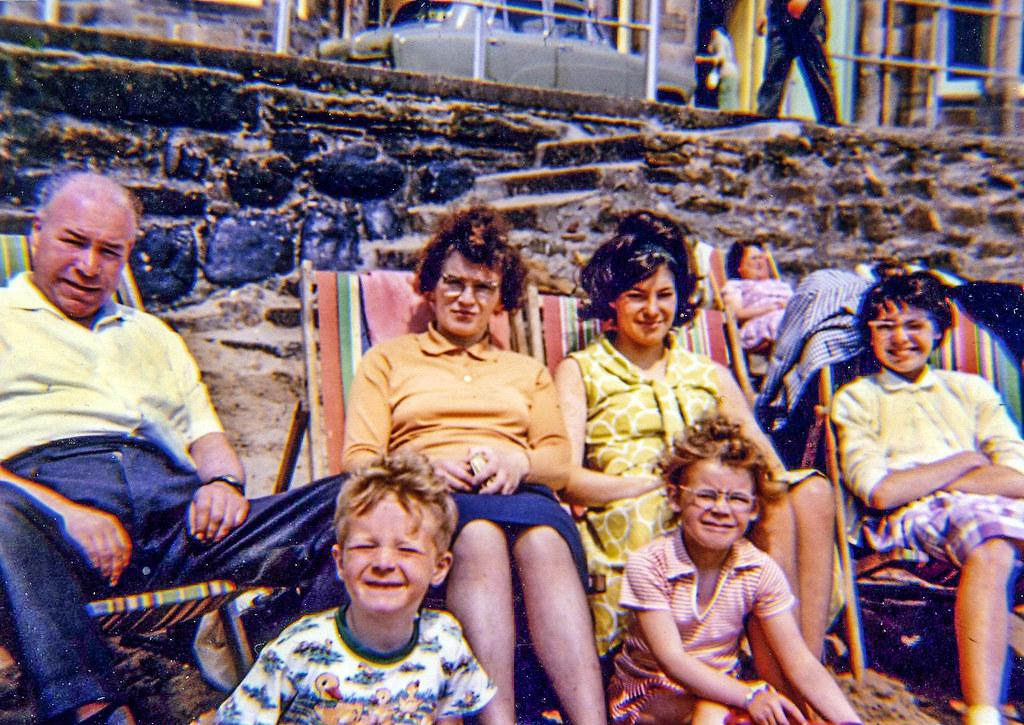 Venart Family Kinghorn 1965