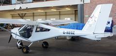 G-REGZ Aeroprakt A-22L Foxbat c/n LAA 317B-15230 (eLaReF) Tags: gregz aeroprakt a22l foxbat cn laa 317b15230 perth scone agm scan