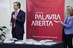 Vitor Morais de Andrade abordou a liberdade na comunicação comercial e a proteção dos dados dos consumidores
