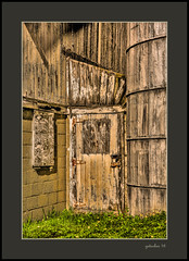 Silo Door Greenmead (the Gallopping Geezer '5.0' million + views....) Tags: building structure historic old restored preserved village historicvillage museum park display livonia mi michigan detroirarea greenmead greenmeadhistoricvillage canon 5d3 24105 geezer 2016