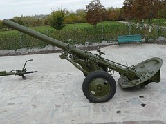 "160mm mortar M-160 5 • <a style=""font-size:0.8em;"" href=""http://www.flickr.com/photos/81723459@N04/34564320476/"" target=""_blank"">View on Flickr</a>"
