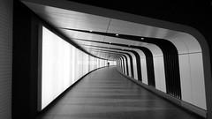 Tunnel (joephoto uk) Tags: tunnel kings cross london man
