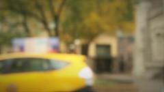 Yellow Cab (michael.veltman) Tags: yellow cab blur north michigan avenue magnificent mile chicago illinois