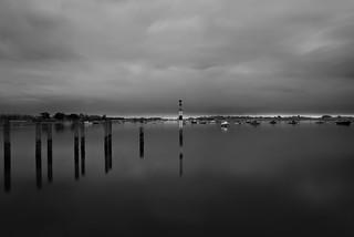 Reflecting at Bosham