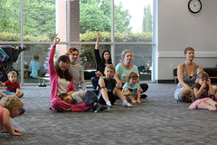 Yoga Storytime @ Parr Library - May 2017 (plano.library) Tags: planopubliclibrarysystem parr yogeesyoga4kids libraryprogram library libraries