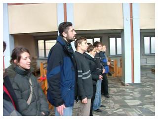 23.12.2006 - Ewangelizacja uliczna - Katowice