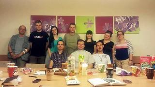 09.06.2014 - Podsumowanie roku formacyjnego i działalności Diakonii – Katowice Różyckiego