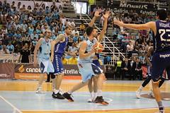Cafés Candelas vs San Pablo Burgos (Foto CB Breogan) (1)