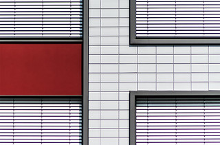 minimal urban facade VI
