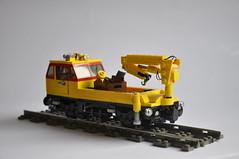 WŻA10 (02) (Mateusz92) Tags: lego moc pkp afol trains wm10 zbudujmy to