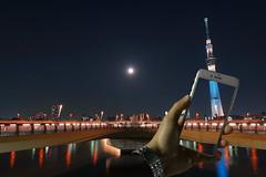DSC08299_5 (jason8301118) Tags: a7m2 skytree tokyo 1118mm night