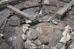 Structure 2,  hearth