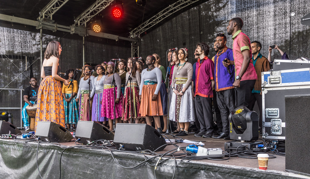 Discovery Gospel Choir At Africa Day 2017 In Dublin [Ireland Leading Multicultural Choir]-128823