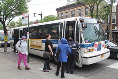 IMG_8697 (GojiMet86) Tags: mta nyc new york city bus buses 1999 t80206 rts 5157 subway shuttle ditmars blvd 33rd street