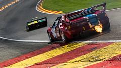 Spa Classic 2017 (AntiAtlas) Tags: bmw m1 procar spa spafrancorchamps eau rouge blanchemont automotive car supercar racing historic belgium fire sportscar