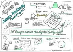 Keynote talk for the UX for Life Science Workshop, June 2017