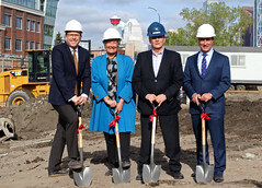 Avi Groundbreaking 1