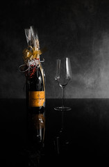Present (tvdijk19) Tags: still life food champagne natural light