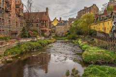 Dean Village Edinburgh (Colin Myers Photography) Tags: deanvillage dean village edinburgh old new town newtown quaint scottish scotland auldreekie colinmyersphotography colin myers photography waterofleith water leith