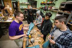Engineering Club (Knox College) Tags: knoxcollege students engineer engineering engineeringclub electronics engineeringclub53685