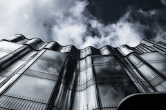 Fluidity (antonywakefield) Tags: architecture buildings city fluidity greatbritain london modern oxfordstreet reflections sky