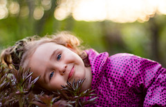 Almost 3 Years... (mikhailkorzhalov) Tags: canon 50mm takumar manual manualfocus kid kids portrait kidportrait spring outdoors 14 5014 childrenportrait children littlegirl 3yers 3yearsold f14 m42