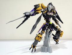 karas08 (chubbybots) Tags: lego mech bionicle herofactory chima