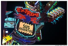 Otherside (Matías Brëa) Tags: festival fiesta atraccion fairground personas people diversion noche night luces documentalismo social palabras letras pies piernas