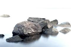 Baltic Sea (michael_hamburg69) Tags: brodten germany deutschland stone stein schleswigholstein ostsee balticsea naturstrand gravelbeach kiesstrand brodtenersteilufer nature coast sea meer steilküste