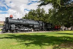 Steam locomotive (Mauro Grimaldi) Tags: 2016 kingman usa arizona city honeymoon hystoricroute66 ontheroad route66route66 route66 southwest travel trip usaontheroad2016 viaggio west train locomotive steamlocomotive