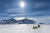 lots of space for dogsledding (Markus Trienke) Tags: kulusuk kommuneqarfiksermersooq greenland canon eos 5d mkiv snow cold landscape dogsledding dog dogs mountain fjord sea ice inuit sunny pirhuk expedition adventure eastgreenland