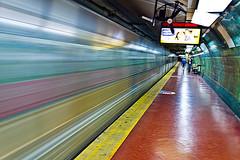 "Subway line ""D"" (Wal Wsg) Tags: subway line d subwaylined subte subterraneo metro underground canoneosrebelt3"
