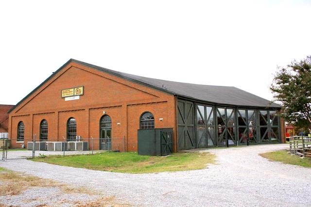 Huntsville's Roundhouse