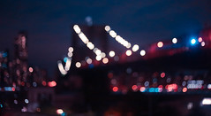 Brooklyn bridge at night (Jenny Hoo) Tags: brooklyn brooklynbridge manhattan nyc newyork thisisnewyork newyorker unitedstate nightview nightpicture light 纽约 曼哈顿 布鲁克林 布鲁克林桥 夜景