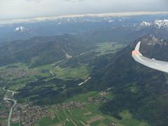 Achental (Roland Henz) Tags: fliegen segelfliegen segelflug dassu unterwössen 2017 11072015 wind windfliegen starkwind föhn