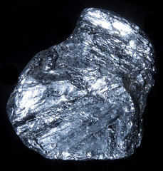 Molybdenite  (No. 2728-05122017) (geraldarmstrong48) Tags: molybdenite wolframcamp mineralcollection mineral minerals specimen specimens stone stones rock rocks mineralogy geology earthscience crystal nature