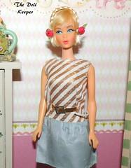 Happy Birthday Ingrid! (The doll keeper) Tags: vintage mod tnt blonde barbie hair hairfair