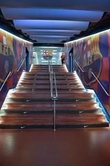 Camp Nou 47 (Seán Creamer) Tags: barcelona spain campnou football soccer uefa catalonia iniesta messi fcbarcelona ladislaokubala ballondor championsleague europeancup goldenboot valdés xavi puyol guardiola cruyff ramos mésqueunclub laliga