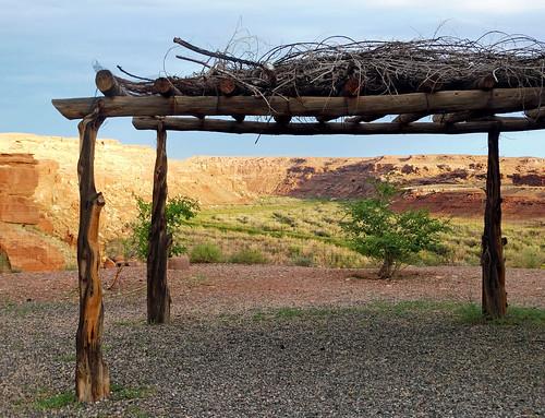 Sunrise on Little Colorado Gorge, Navajo Nation, AZ 2015