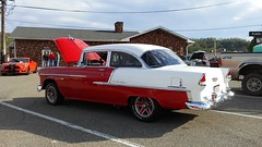 2017 Guest House Car Show (WillynWV) Tags: car cars automobile auto automotive vehicle moundsville wv westvirginia tourism plazamotel guesthouse gotowv mywv moundsvillecruiserscarclub chevy chevrolet belair wvcars wvcarshow wvcarscene visitmoundsville flickr flickriver