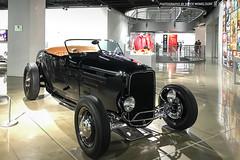 Doane Spencer's Iconic '32 Ford Roadster (Bryce Womeldurf) Tags: 1932 2016 california doanespencer duvallwindshield ford hoonart losangeles petersenautomotivemuseum rodandcustom thepetersen hotrod roadster vintage