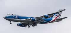 G-CLAA - Boeing 747-446F - Cargo Logic Air (PawelBabik) Tags: cargologicair cargo logic air epwa warsaw poland polska warszawa boeing 747 f 747400 747400f