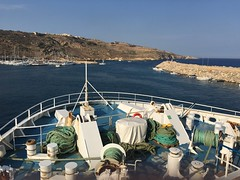 Ferry at Mgarr, Gozo (David Jones) Tags: gozo ferry mgarr