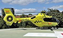 EC-135T2 (Andreu Anguera) Tags: helicóptero ec135t2 ecitj emergencias061 urxenciassanitarias hospitalprovincial conxosantiagodecompostela andreuanguera